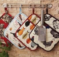Создание поделок для кухни своими руками