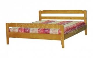 Полутороспальные кровати фото