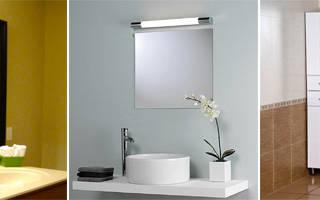 Разнообразие форм и конструкций мебели Ikea для ванной комнаты