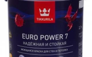 Краски Tikkurila фото