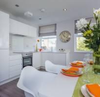 Цвета кухонных столов