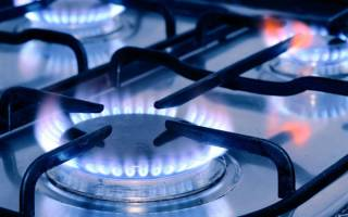 Как осуществляется замена газовой плиты?