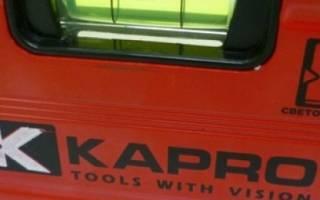 Уровни Kapro фото