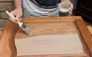 Как выбрать краску для деревянной мебели?