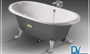 Как выбрать ножки для ванны?