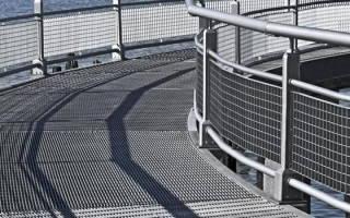Прессованный настил в строительстве