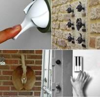 Дверные звонки фото