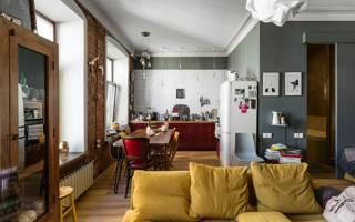 Дизайн однокомнатной квартиры площадью 30 кв. м