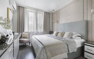 Стильный дизайн комнаты площадью 10 кв. м