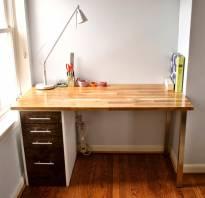 Письменные столы Ikea