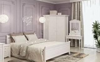 Мебель из сосны для дачи